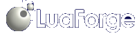 luaforge logo